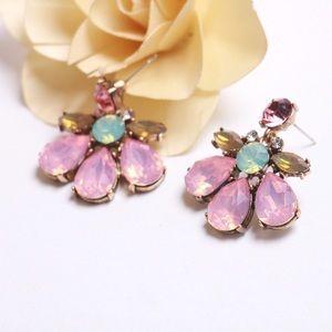 """Jewelry - """"Emma"""" Pink Stud Earrings"""